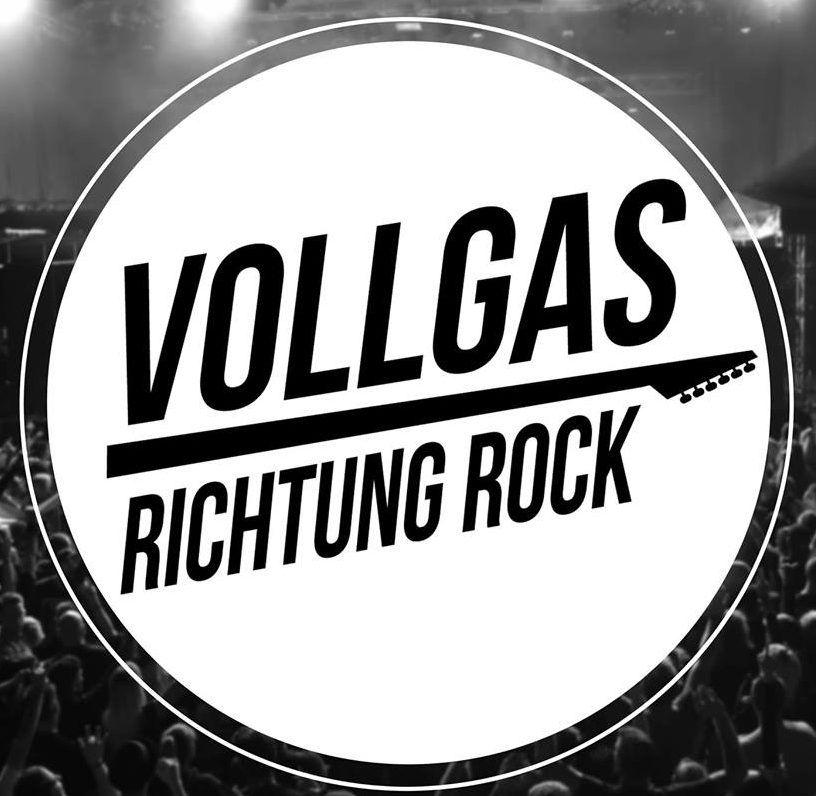 vollgas richtung rock