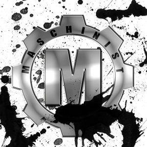 Das Bandlogo von Maschinist