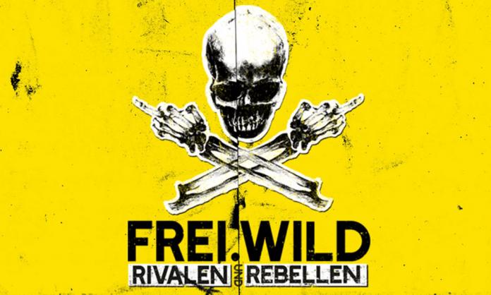 Freiwild Rivalen Und Rebellen Vö 160318 Vollgas Richtung Rock